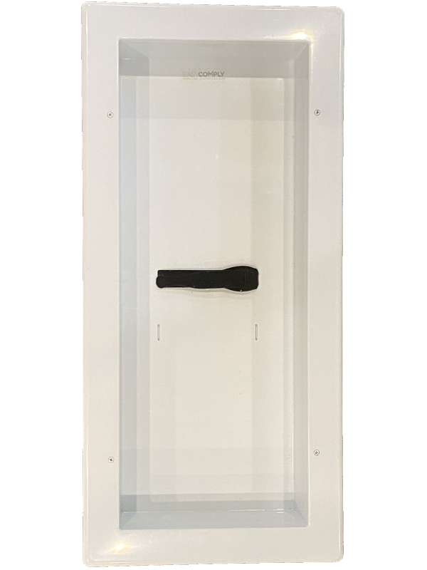 Easy Comply Cabinet - Front Profile