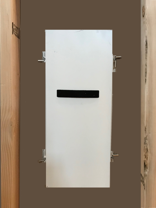 Easy Comply Cabinet - Back Profile